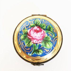 LIMOGES, FRANCE Porcelain PEINT MAIN